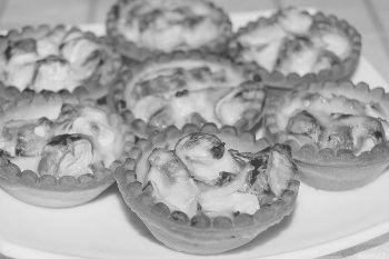 Тарталетки с начинкой - рецепты, часть 2